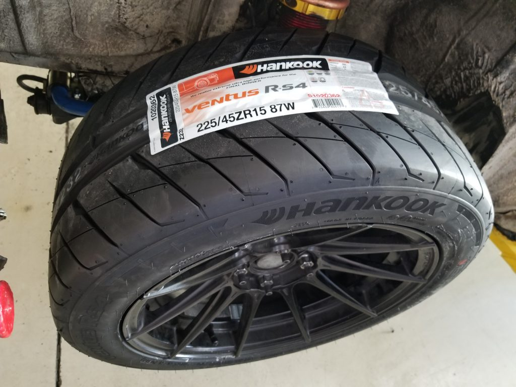Hankook Truck Tires >> New Hankook High Performance Ventus R-S4 Tires For The 1974 BMW 2002 – John Galt Racing